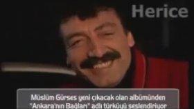 Müslüm Gürses - Ankaranın Bağları