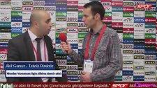 Tahsin Hasoğlu - Gamsız Teknik Direktör Akif