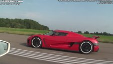 Bugatti Veyron'un Pabucunu Dama Atan Araç