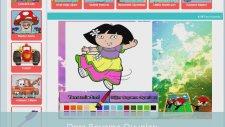 Dora Boyama Oyunları Izlesenecom