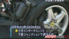 Dünyanın En Pahalı Araba Kazası
