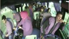 Otobüs Arızasını Ciddiye Aldılar