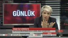 Cnn Türk Spikeri Saynur Tezel Rejiyi Böyle Fırçaladı!