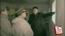 Kuzey Kore Liderini Karşılayan Askerlerin Komik Halleri