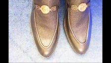 Adnan Oktar'ın Versace Ayakkabıları