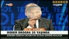 Gökmen Özdenak Didier Drogba'nin Doğum Gününü Kutluyor