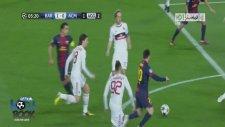 Barcelona 4-0 Milan (Maç Özeti)
