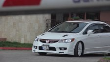 Honda Civic - Havalı Süspansiyon