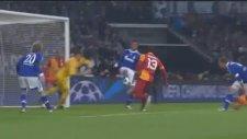 Schalke 04 2-3 Galatasaray (Maç Özeti)