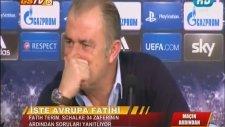 Fatih Terim'in Schalke 04 Maçı Sonrası Basın Toplantısı