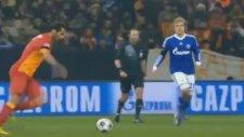 Schalke 2-3 Galatasaray (Maç Özeti Ve Goller)