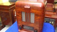 Antika Alman Lizenz Radyo - Gramofon