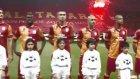 Galatasaray Şampiyonlar Ligi özel klip