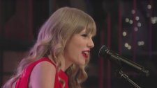 Taylor Swift - Mean - Live From New York City