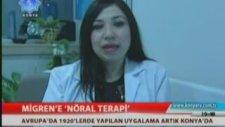 Medicana Konya Hastanesi'nde Uygulanan Nöral Terapi Migren