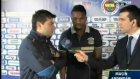 Uefa : Fenerbahçe - Viktoria Plzen 1-1 Yobo Çeyrek Final Röportajı 14-03-2013