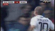 Sneijder'in Real Madrid Formasıyla Golü