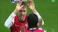 Swansea City 0-2 Arsenal (Maç Özeti)