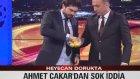 Ahmet Çakar UEFA Kurasını Çekti, Rasim Ozan'a El Öptürdü