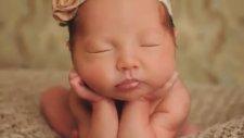 Daha Yeni Doğmus Bebeğin Fotoğraf Çekimleri