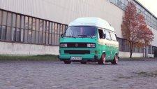 Modifiyeli Transporter - Eski Kasa VW T3