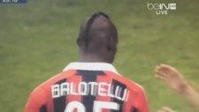 Balotelli'den gurur kırıcı çalım!