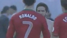 Cristiano Ronaldo İsrail Formasını Reddetti