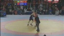 Rıza Kayaalp Avrupa Şampiyonu - Final maçı