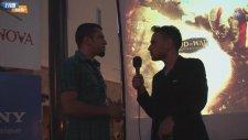 God of War Ascension İzmir Lansmanı - Canlı Oyun Tanıtım Öncesi - Sony Playstation İzmir Sorumlusu O