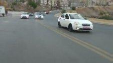 BMW düğününde Accent Drift - Dikkat Hyundai İçerir !
