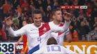 Hollanda 4-0 Romanya (Maç Özeti)