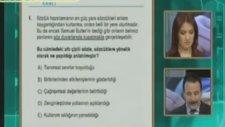 2013 Ygs Türkçe Soruları Çözümleri 1-20 Arası Çözümleri