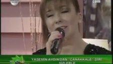 Yasemin Aydından Çanakkale Şiiri - Canlı Performans Kanal T