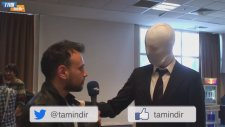 İzmirCon 2013 - Slender Man Röportajı