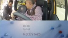 Taksici Bakana Polis Ehliyet Ruhsat Sordu