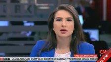 Cnn Türk Spikeri Başak Şengül'ün Emine Erdoğan İsyanı