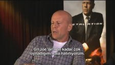 G.I.Joe Misilleme Bruce Willis Röportaj