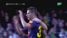 Celta Vigo 2-2 Barcelona (Maç Özeti)