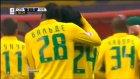 Aras Özbiliz'den Fantastik Gol