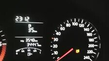 Araba Hız Göstergesi