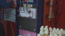 Türkiyede Tek 115 Külah Arka Arkaya Veren Soft Dondurma Makinesi Hemde Bu Kadar Ucuza