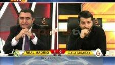 C.ronaldo Attı, Gs Tv Spikeri Yıkıldı