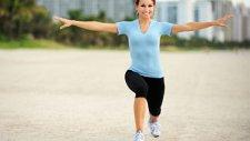1 Haftada 5 Kilo Verdiren Bacak Kalça Egzersizleri - Popo Zayıflama Hareketleri