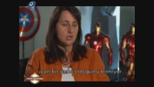 The Avengers : Kamera Arkası