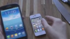 Samsung Galaxy S3 İphone 4s'e Karşı