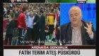 Ahmet Çakardan Fatih Terime Kabadayı Benzetmesi