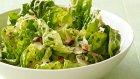 Soslu Marul Salatası Tarifi