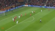 Galatasaray 3 - 2 Real Madrid (Maç Özeti)