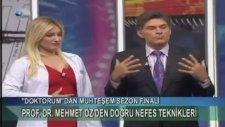 Mehmet Öz'den Doğru Nefes Alma Teknikleri