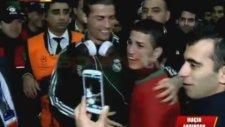 Adanalı Ronaldo Ve Cristiano Ronaldo Buluşması